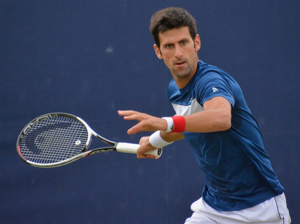 Novak Djokovic Queen 1