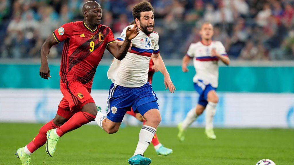Belgique Russie 2