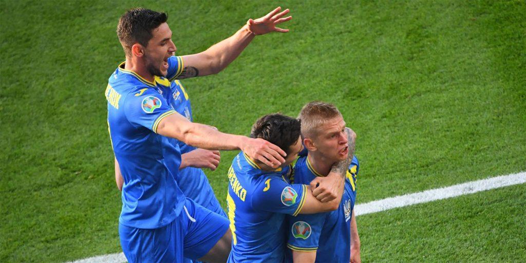 Euro l Ukraine elimine la Suede au bout du suspense